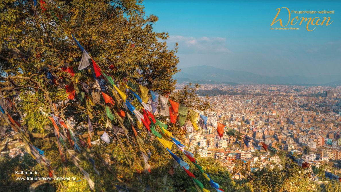 Frauenreise Nepal Trekking